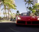 Ferrari 488 Sports Car in Magnum P.I. S03E01 Double Jeopard...