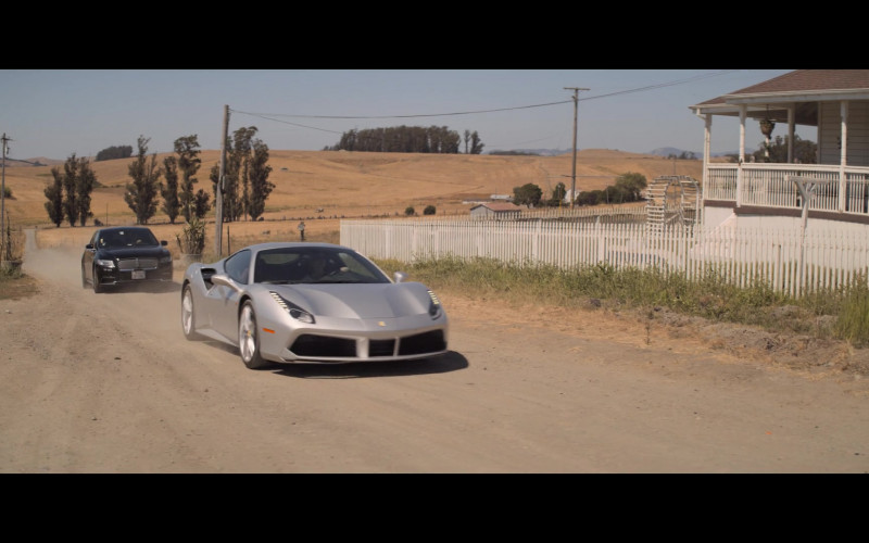 Ferrari 488 Sports Car of Amanda Detmer as Wendy in A California Christmas (1)