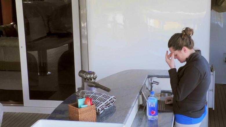 Fiji Water in Below Deck S08E07 Runaway Chef (2)