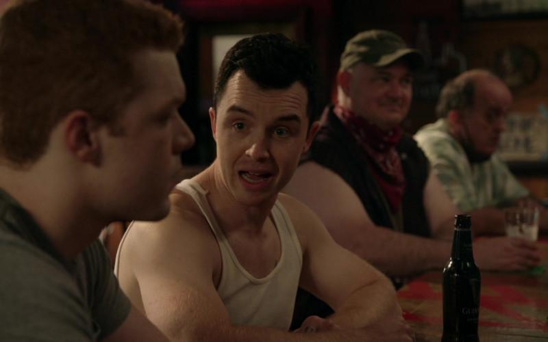 Guinness Beer of Noel Fisher as Mickey Milkovich in Shameless S11E03