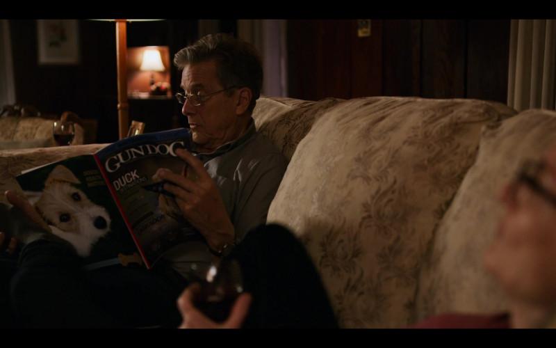 Gun Dog Magazine of Tim Matheson as Vernon 'Doc' Mullins in Virgin River S02E01