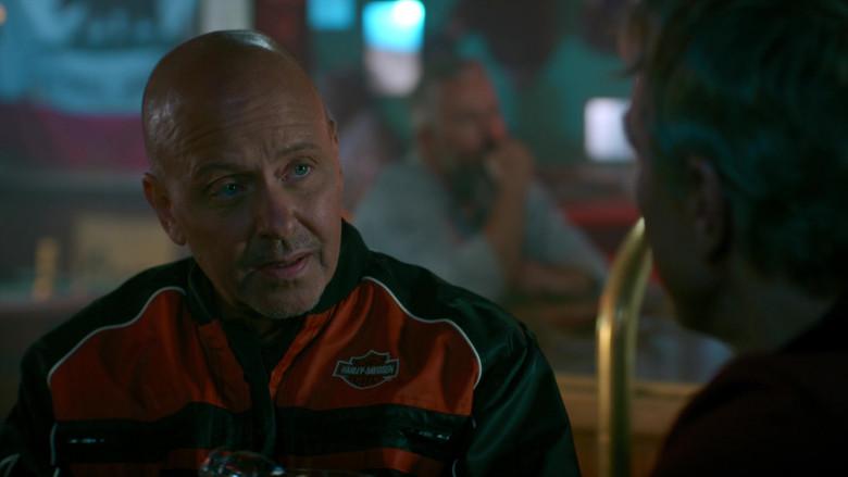Harley-Davidson Jacket of Ron Thomas as Ron Thomas of Bobby in Cobra Kai S02E06 (2)