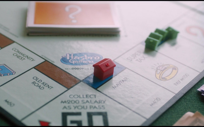 Hasbro Monopoly Board Game of Dianne Wiest & Candice Bergen in Let Them All Talk (1)