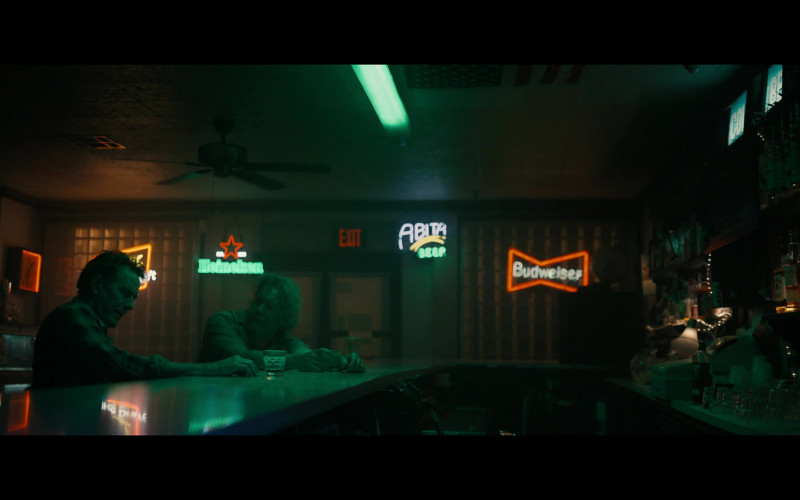 Heineken, Abita and Budweiser Neon Signs in Your Honor S01E03 Part Three (2020)