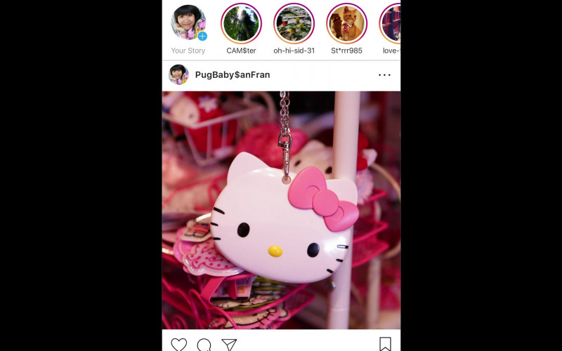 Hello Kitty in The Wilds S01E07 Day Fifteen (2020)