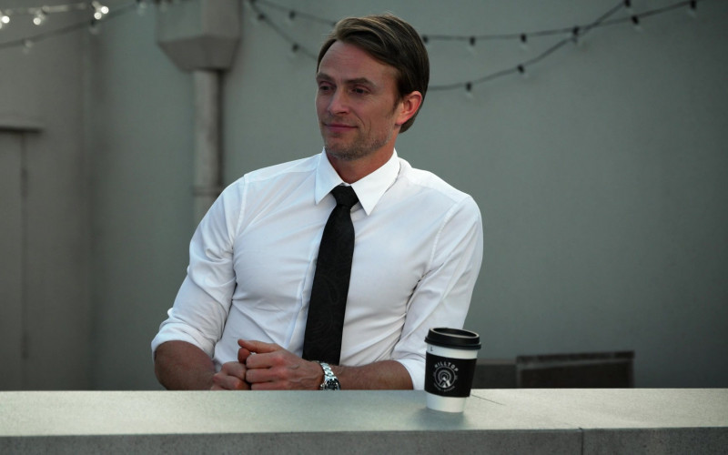 Hilltop Coffee of Wilson Bethel as Mark Callan in All Rise S02E04 (4)