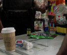 Hostess Donettes Mini Donuts and Red Bull Energy Drink in Sh...
