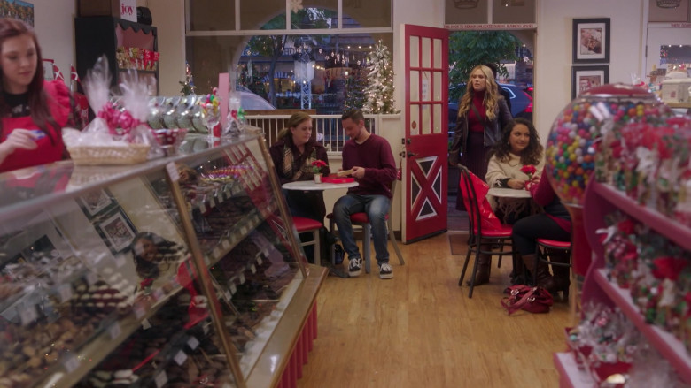 Ingeborg's Danish Chocolates in A Very Charming Christmas Town Movie (1)