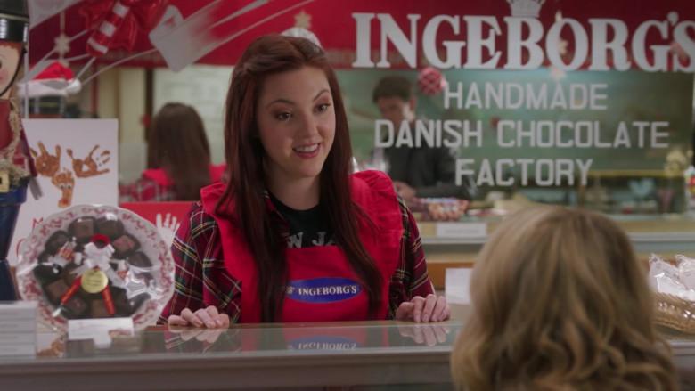 Ingeborg's Danish Chocolates in A Very Charming Christmas Town Movie (2)