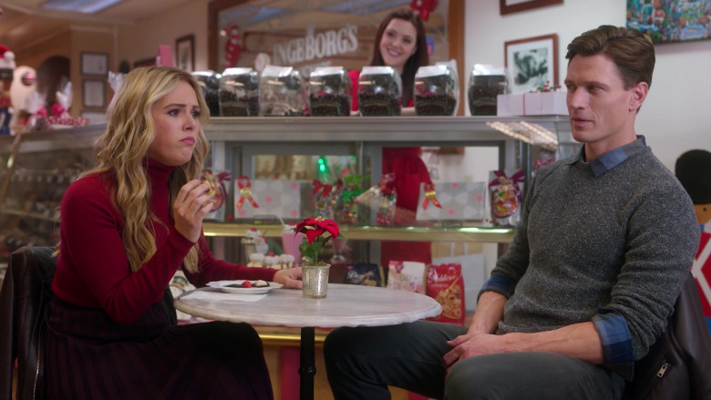 Ingeborg's Danish Chocolates in A Very Charming Christmas Town Movie (5)