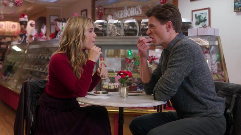 Ingeborg's Danish Chocolates in A Very Charming Christmas Town Movie (6)