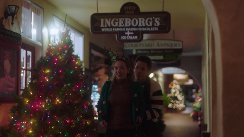 Ingeborg's Danish Chocolates in A Very Charming Christmas Town Movie (7)