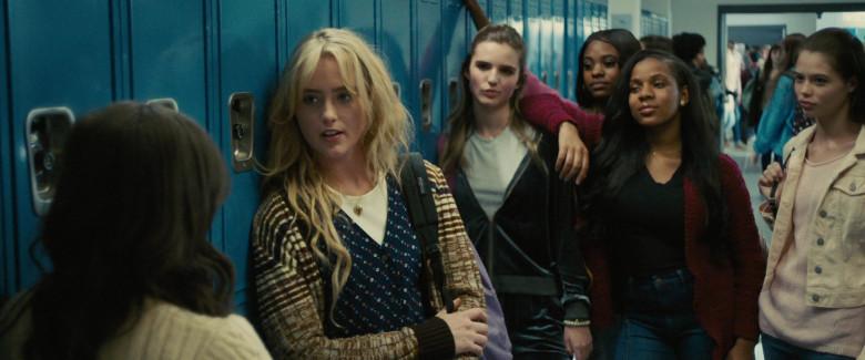 JanSport Backpack of Kathryn Newton as Millie Kessler in Freaky (2020)
