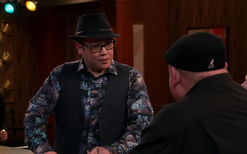 Kangol Flat Cap of Gabriel Iglesias in Mr. Iglesias S03E04 You're Dad to Me (2020)
