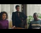Lacoste Men's Sweatshirt of Jay Pharoah as Dave Berger in Al...
