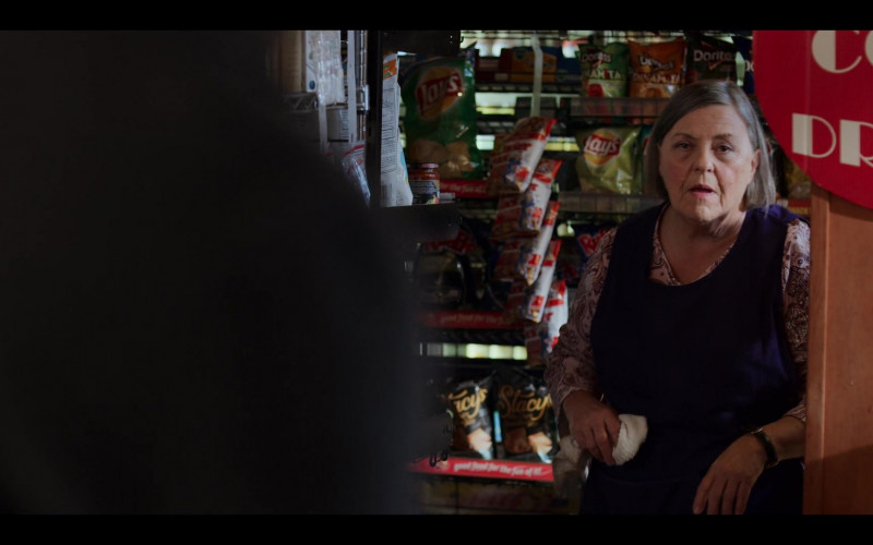 Lay's, Doritos, Stacy's Pita Chips in Virgin River S02E03