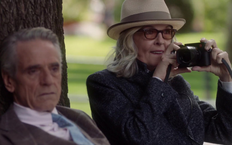 Leica Camera of Diane Keaton as Sara in Love, Weddings & Other Disasters (2020)