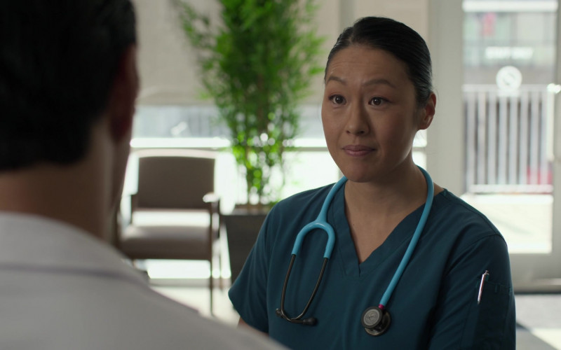Littmann Stethoscope by 3M in The Good Doctor S04E05 Fault (2020)