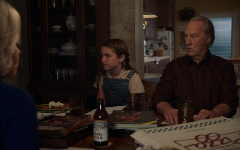 Lone Star Beer of Annie Potts as Constance 'Connie' Tucke or 'Meemaw' in Young Sheldon S04E05
