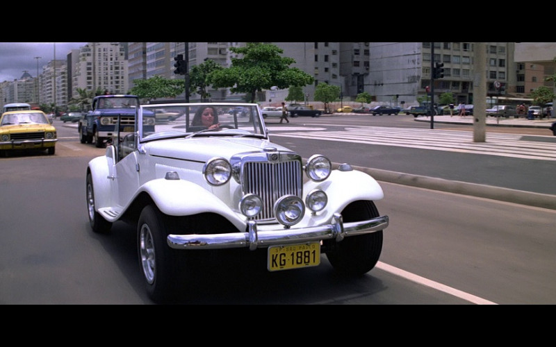 MP Lafer Car in Moonraker (1979)
