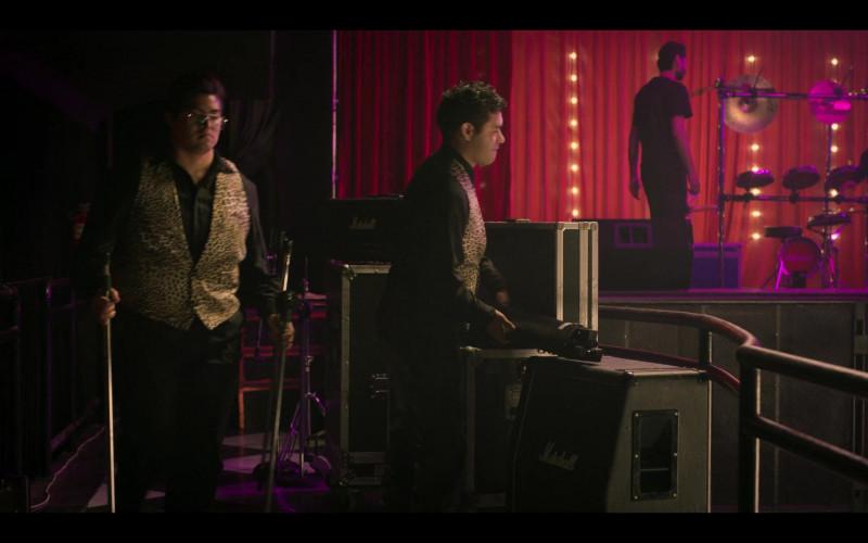 Marshall Amps in Selena The Series S01E09 Qué Creías (1)
