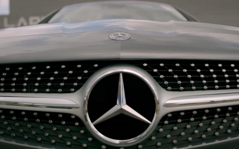 Mercedes-Benz Cars in Cobra Kai S02E02 Back in Black (2)
