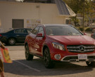 Mercedes-Benz GLA-Class Red Car of Hannah Kepple as Moon in ...