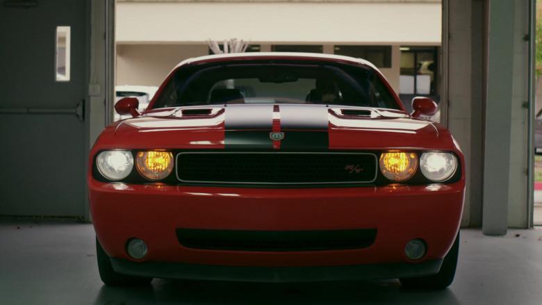 Mopar Challenger Car in Cobra Kai S02E02 (1)