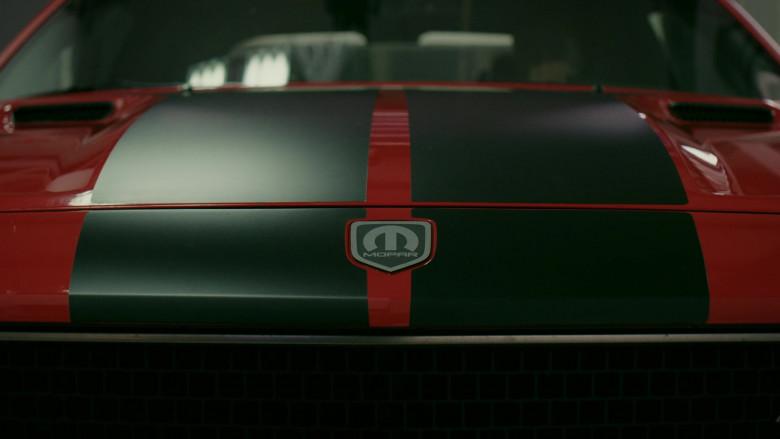 Mopar Challenger Car in Cobra Kai S02E02 (2)