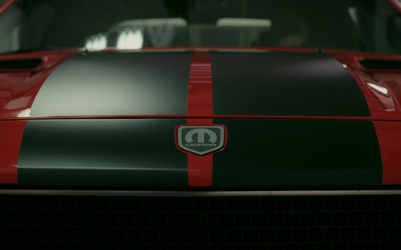 Mopar Challenger Car in Cobra Kai S02E02 (2)