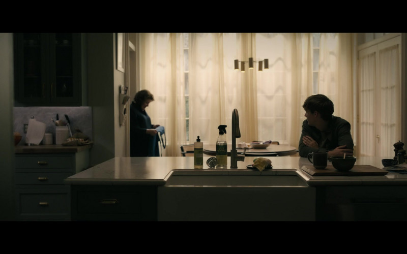 Mrs. Meyer's Soap and Everspring All Purpose Cleaner in Your Honor S01E04