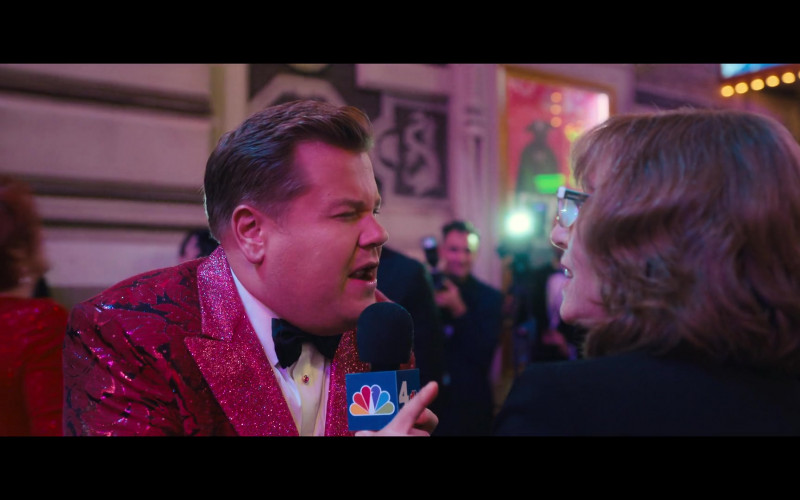 NBC 4 New York WNBC Television Station in The Prom (1)