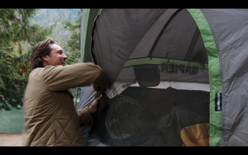 Napier Outdoors Backroadz Truck Tent in Virgin River S02E06 TV Show (1)