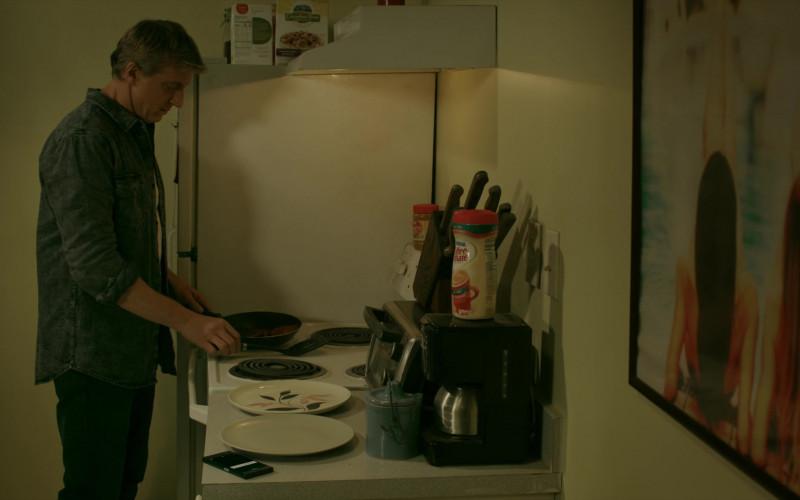 Nestle Coffee-mate Creamer of William Zabka as Johnny Lawrence in Cobra Kai S02E10