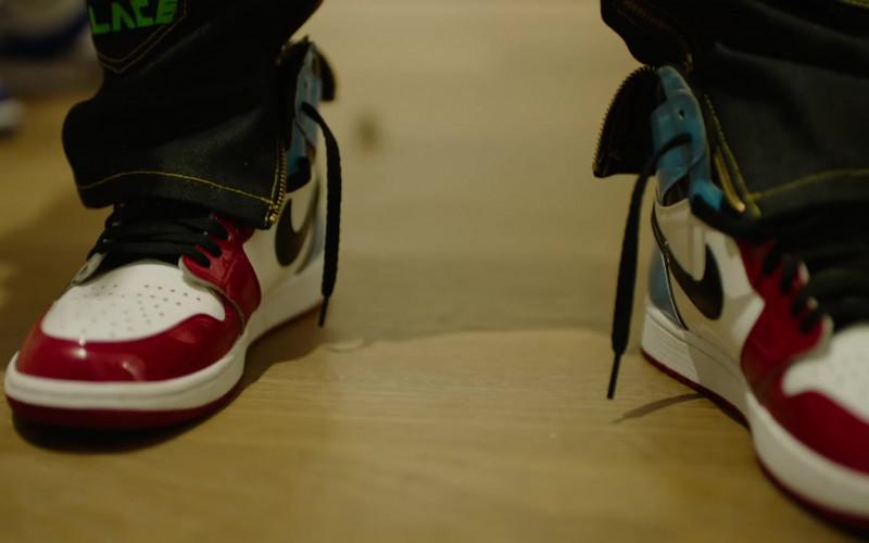 Nike Air Jordan 1 Sneakers in On Me by Lil Baby (2020)