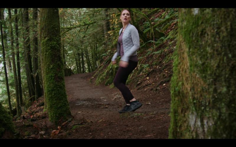 Nike Black Running Shoes Worn by Alexandra Breckenridge as Melinda 'Mel' Monroe in Virgin River S02E05 TV Show