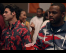 Nike Camo Hoodie of Jay Reeves as Ray McElrathbey in Safety ...