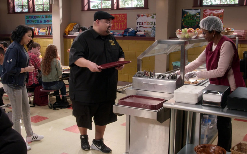 Nike Men's Shoes of Gabriel Iglesias in Mr. Iglesias S03E04 You're Dad to Me (2020)