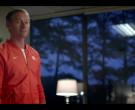 Nike Orange Jacket Worn by James Badge Dale as Coach Brad Si...