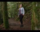 Nike Quilted Jacket of Alexandra Breckenridge as Melinda 'Me...