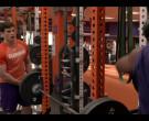 Nike Shorts of Miles Burris as Keller in Safety (2020)