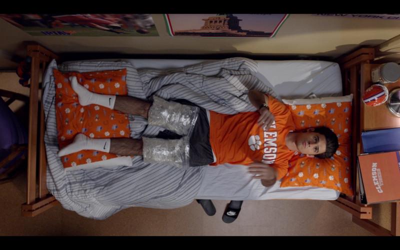 Nike White Socks of Hunter Sansone as Daniel Morelli in Safety