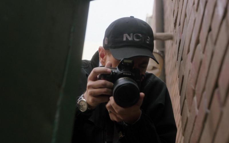 Nikon Camera in NCIS S18E03 (2)