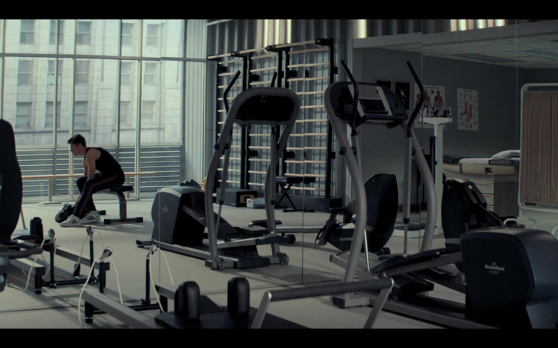 NordicTrack Exercise Machine in Tiny Pretty Things S01E10 Push Comes to Shove (2020)
