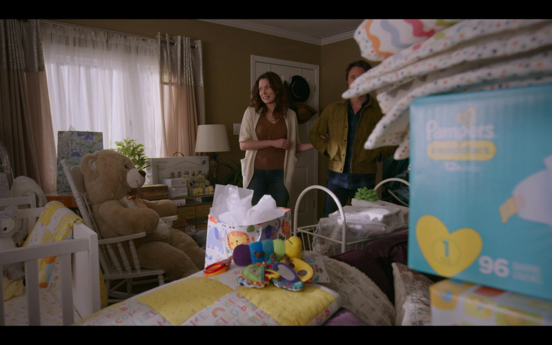 Pampers Diapers in Virgin River S02E06