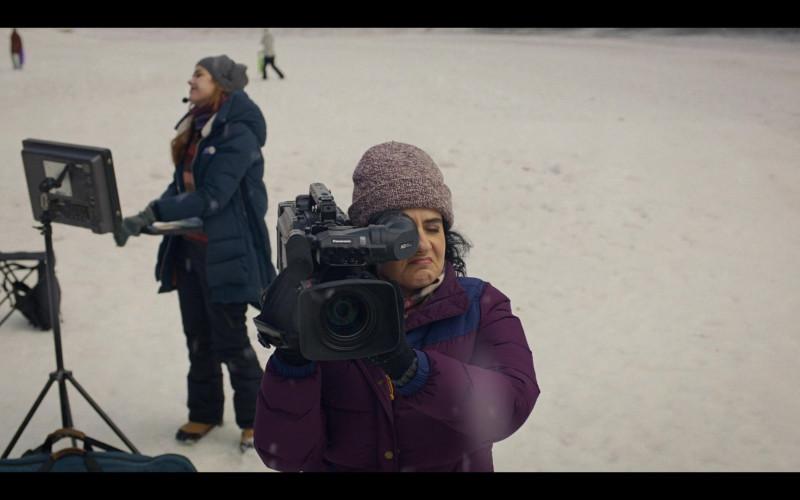 Panasonic Video Camera in Godmothered (2020)