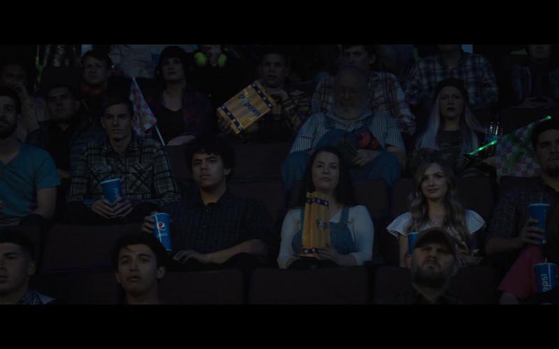 Pepsi Soda Drinks in The Prom (2020)