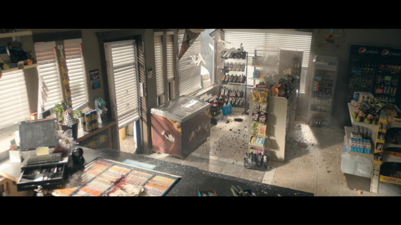 Pepsi Soda Refrigerators in The Stand S01E02 Pocket Savior (2020)