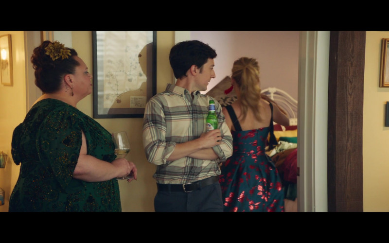 Peroni Beer Enjoyed by Josh Brener as Eric Bronitt in All My Life (2020)
