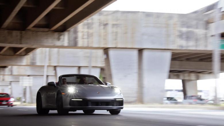 Porsche Boxster Convertible Car in Magnum P.I. S03E01 Double Jeopardy (2020)